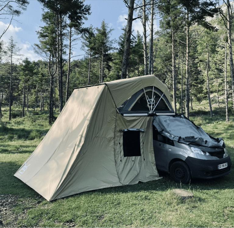 Tente de toit 4 places - BXF.1
