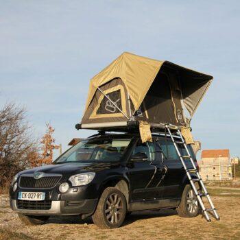 Tente de toit bivouac pour voiture