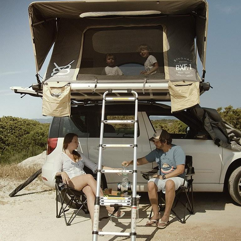 BXF.1 Tente de toit 4 places