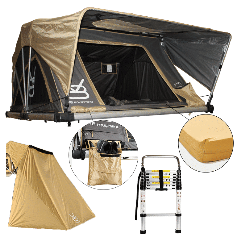 Tente de toit 4 places BXF