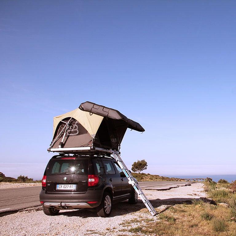 EBEX.2 - Tente de toit rigide