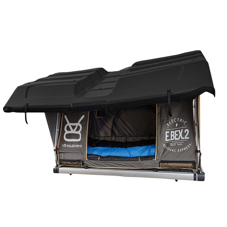 EBEX.2 - Tente de toit pour bivouac