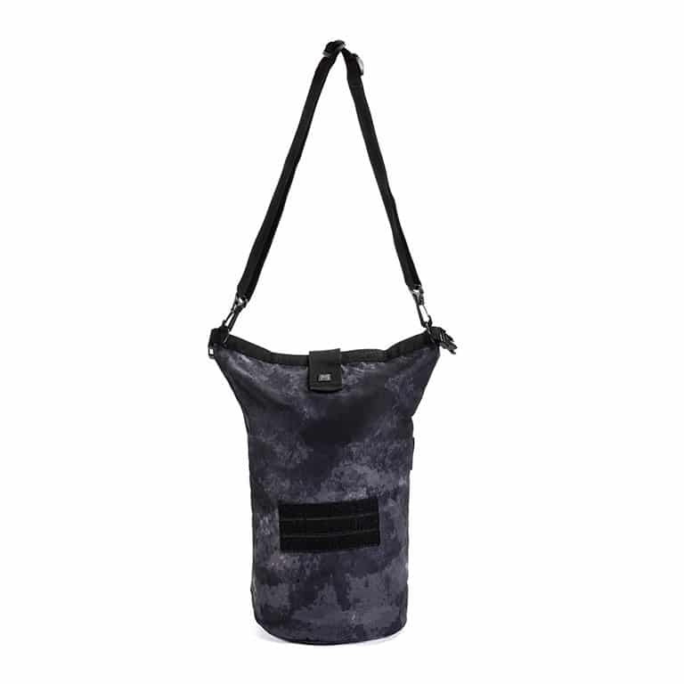 Sac tote bag sangle camouflage