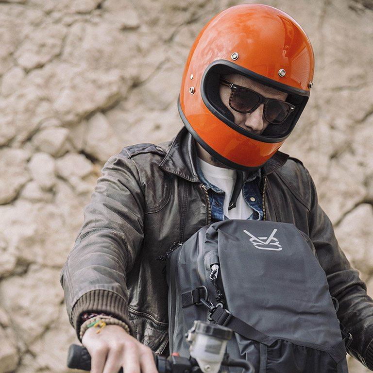 sac à dos étanche moto DBP
