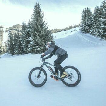 Veste de ski en duvet pour la montagne
