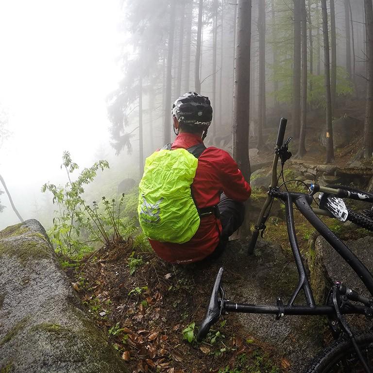 Rain Cover - Housse anti-pluie à vélo