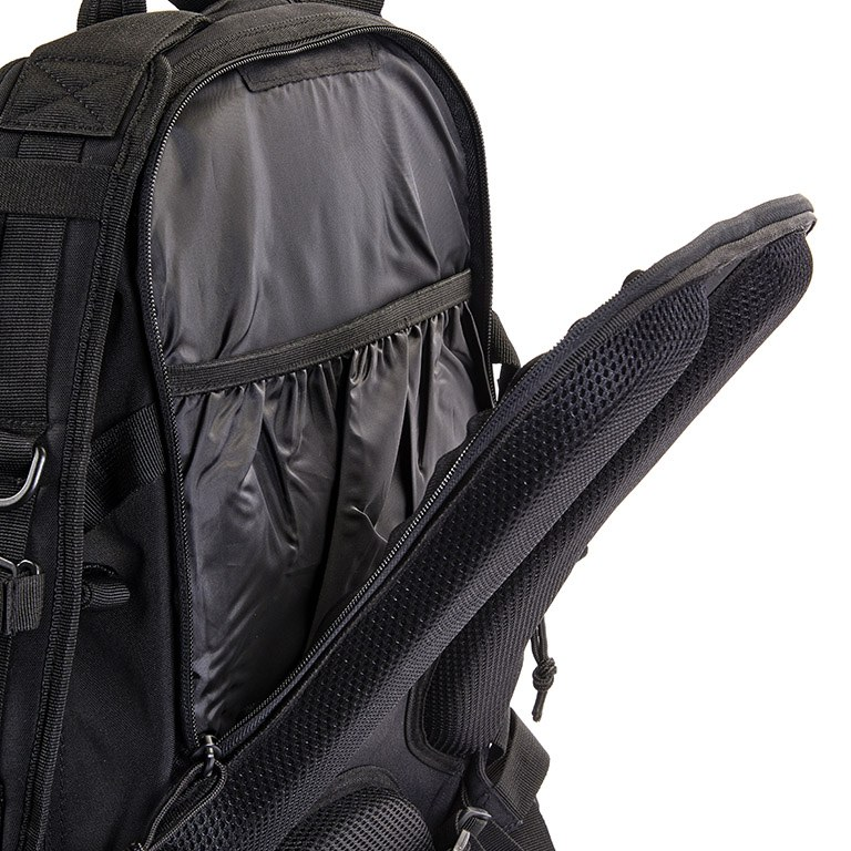 Sac à dos tactique black 30l - TOD 26.1