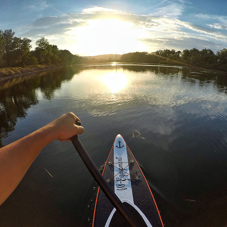 Stand Up Paddle Gonflable - PDZ 12.6