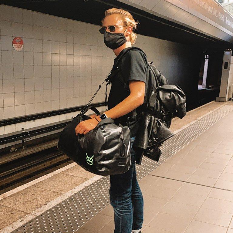 bagage cabine v8