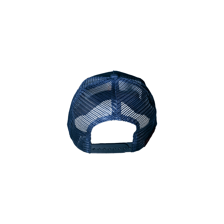 Casquettes trucker GLY 20.1 - Bleu