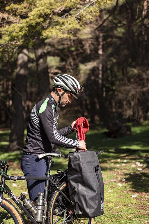 Sacoche Vélo - 20 litres